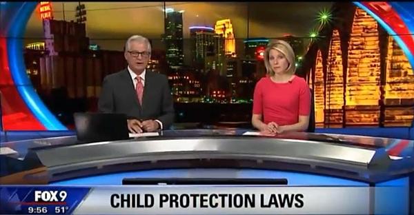 FOX 9 News KMSP 4-24-2018